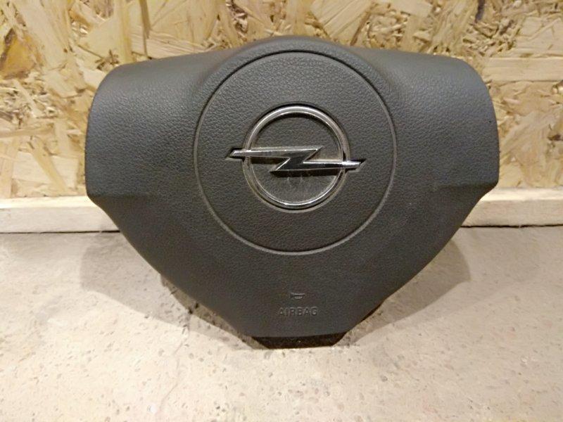 Подушка безопасности в руль Opel Astra H (б/у)