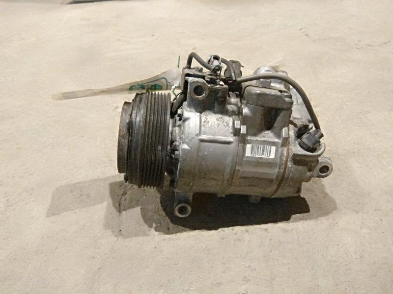 Компрессор кондиционера Bmw 3-Series E90/91 320D N47 2009 (б/у)