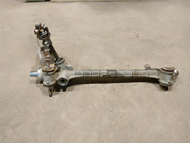 Рулевая рейка Peugeot 107 1 2010 (б/у)