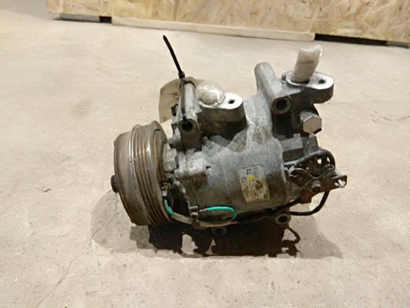 Компрессор кондиционера Honda Insight II 1.3 I-DSI 2010 (б/у)