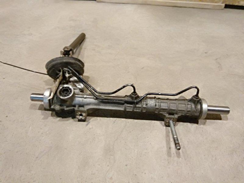 Рулевая рейка Peugeot 307 2.0 EW10A 2007 (б/у)