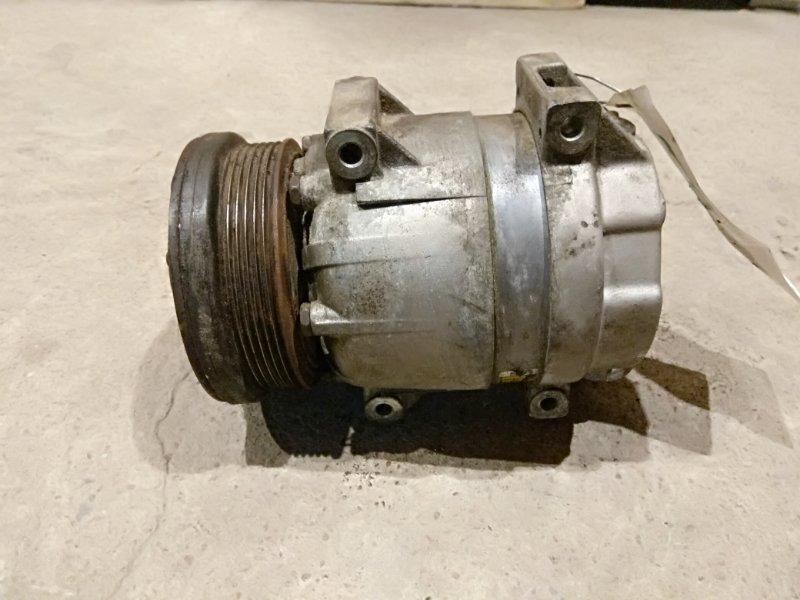 Компрессор кондиционера Chevrolet Lacetti 1.6 F16D3 2010 (б/у)