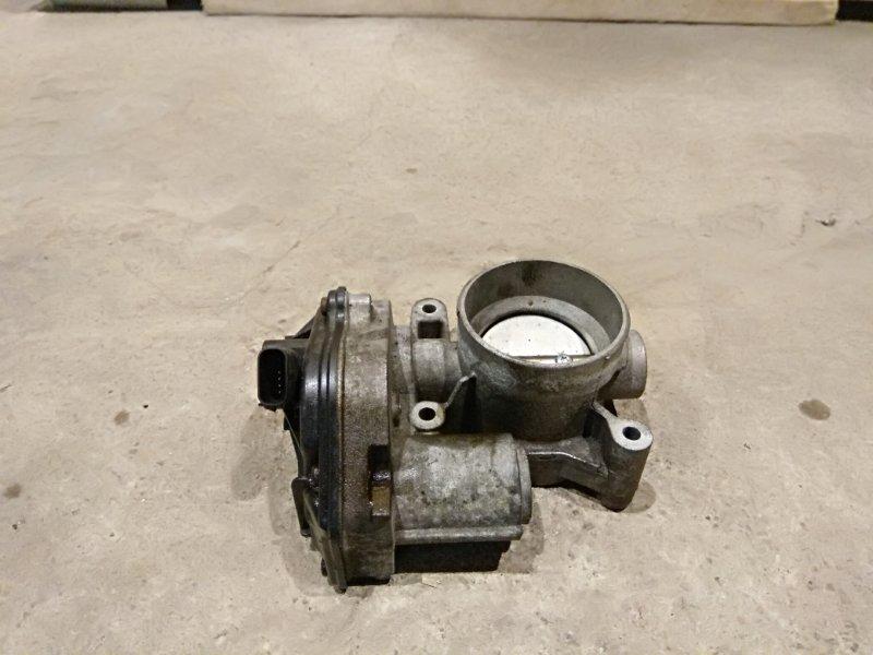 Заслонка дроссельная Ford Focus 2 05-07 1.8 QQDB 2007 (б/у)