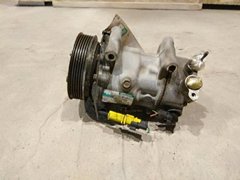 Компрессор кондиционера Peugeot 307 1.6 TU5JP4 2008 (б/у)