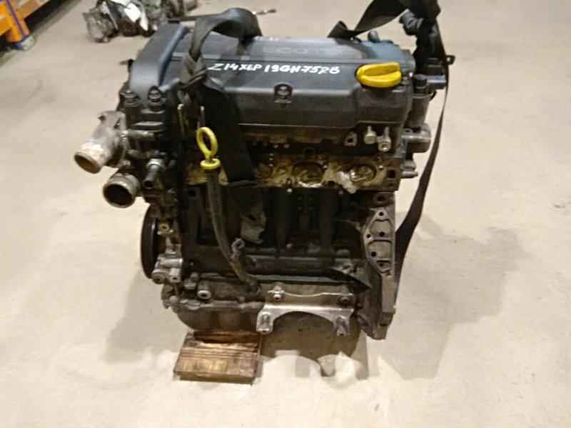 Двигатель Opel Astra H 1.4 Z14XEP 2006 (б/у)