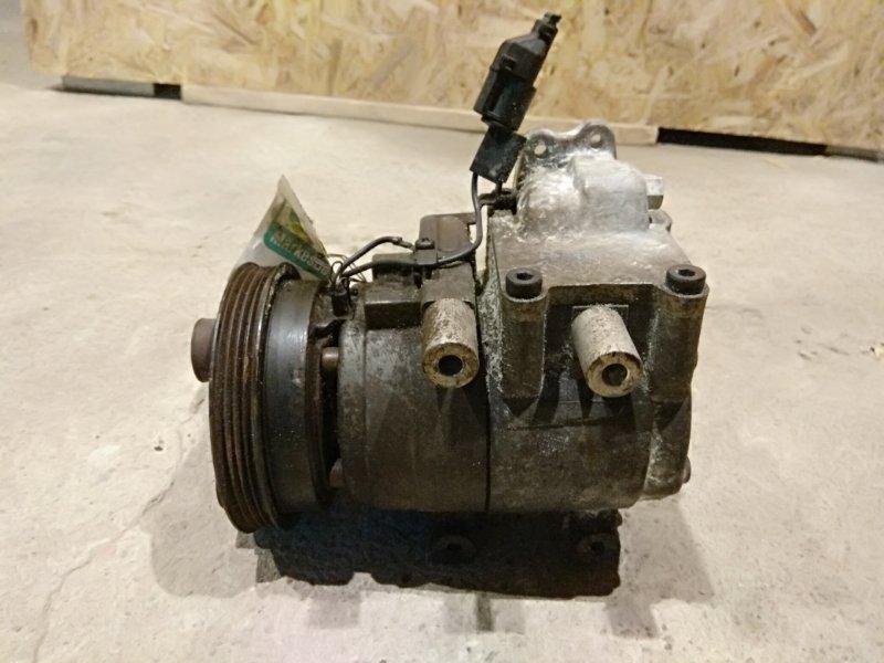 Компрессор кондиционера Hyundai Accent 2 ТАГАЗ 1 2004 (б/у)