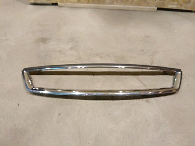 Хром решетки радиатора Ford Focus 2 05-07 2.0 2006 (б/у)