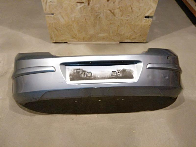 Бампер Opel Astra H 1.4 Z14XEP 2006 задний (б/у)