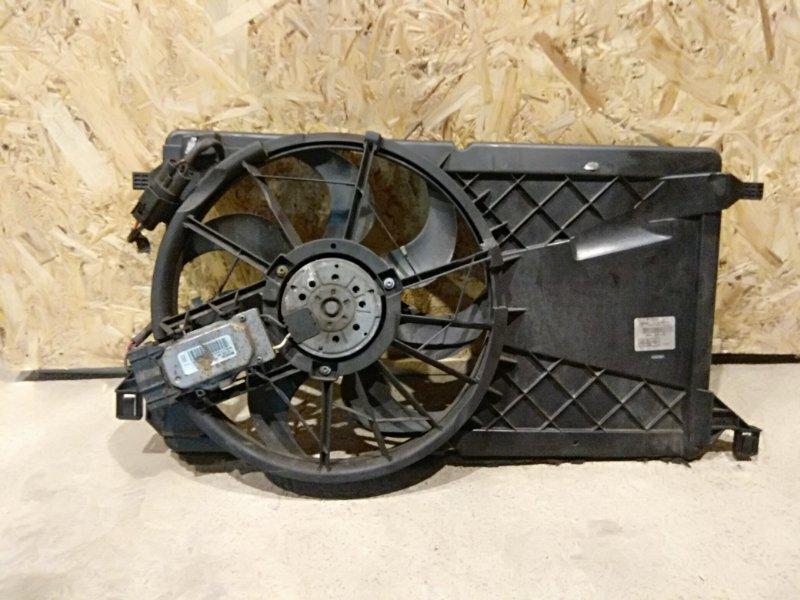 Диффузор вентилятора Ford Focus 2 05-07 2.0 2006 (б/у)