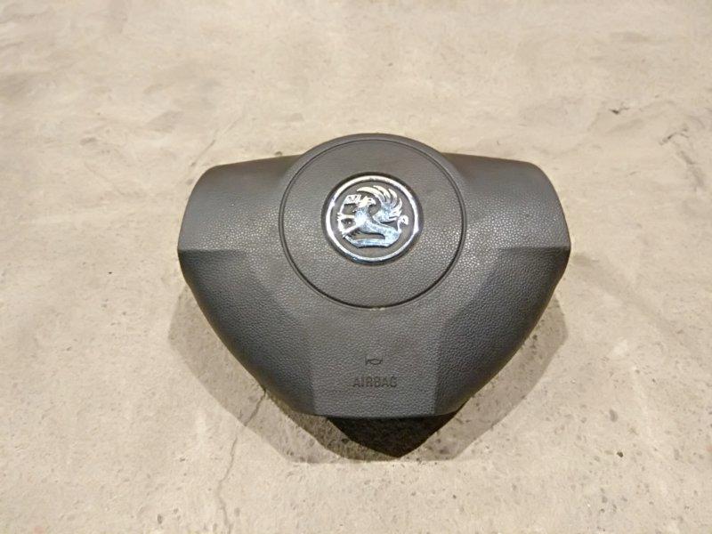 Подушка безопасности в руль Opel Astra H 1.4 Z14XEP 2006 (б/у)