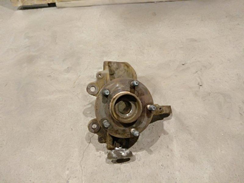 Кулак поворотный Ford Focus 2 05-07 левый (б/у)