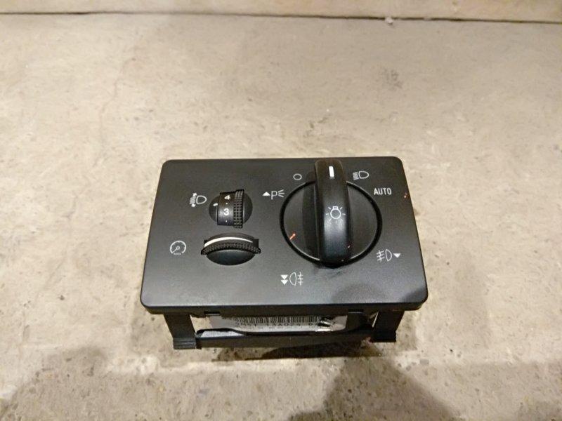Блок света фар Ford Focus 2 05-07 2.0 2006 (б/у)