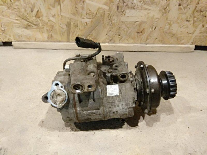 Компрессор кондиционера Volkswagen Transporter T5 BNZ 2007 (б/у)