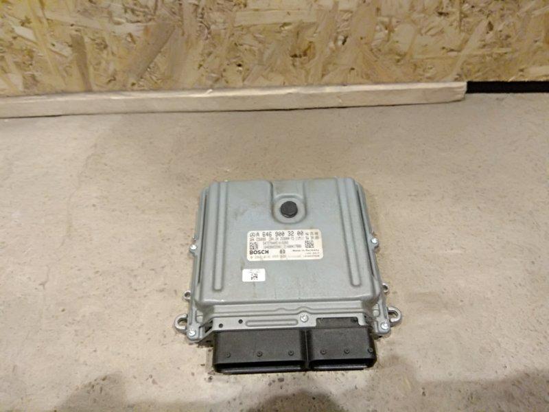 Блок управления двигателем Mercedes-Benz Vito W639 646980 2008 (б/у)