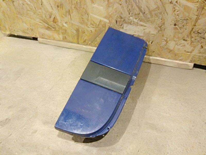 Лючок бензабака с кронштейном Mercedes-Benz Vito W639 646980 2008 (б/у)