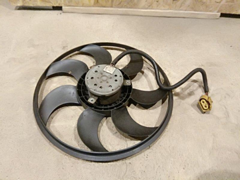 Вентилятор радиатора Volkswagen Transporter T5 BNZ 2007 (б/у)
