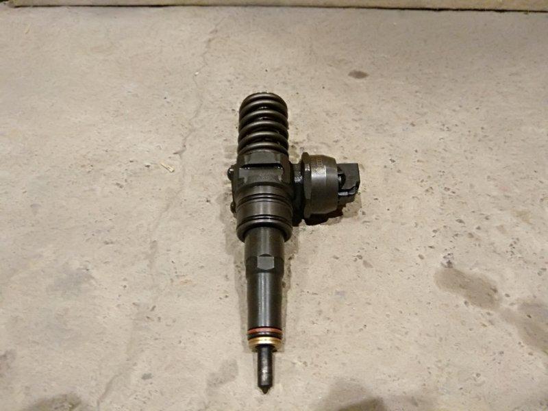 Форсунка топливная Volkswagen Transporter T5 BNZ 2007 (б/у)