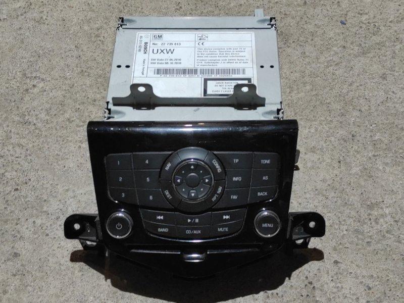 Магнитола Chevrolet Cruze 1.8 F18D4 2012 (б/у)