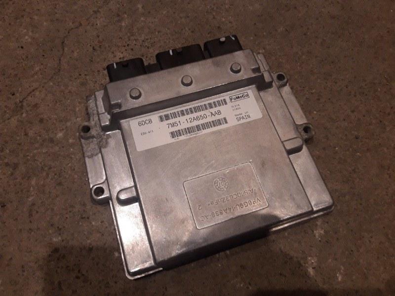 Блок управления двигателем Ford Focus 2 05-07 1 2007 (б/у)