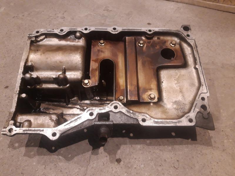 Поддон двигателя Ford Focus 2 05-07 1 2007 (б/у)