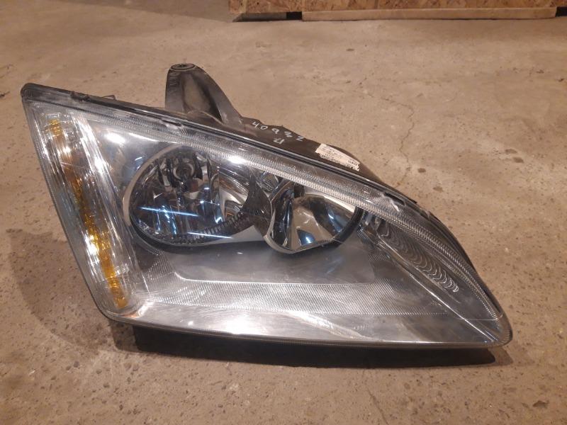 Фара Ford Focus 2 05-07 1.6 2006 правая (б/у)