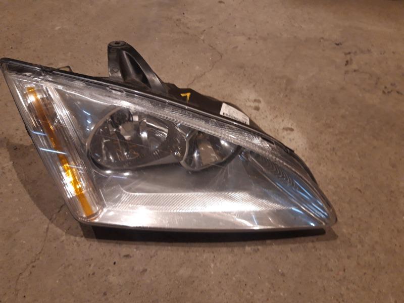 Фара Ford Focus 2 05-07 1 2007 правая (б/у)