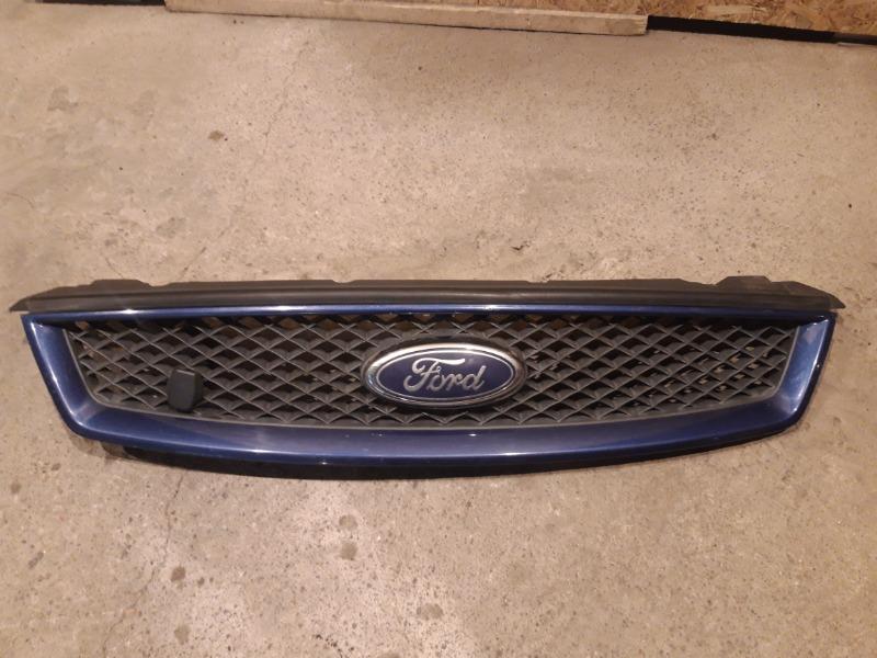 Решетка радиатора Ford Focus 2 05-07 1 2007 (б/у)