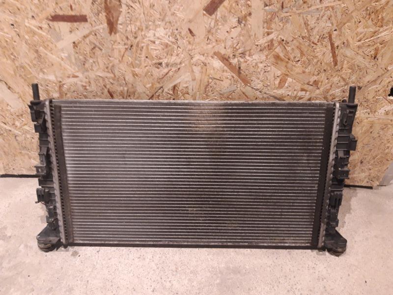 Радиатор основной Ford Focus 2 05-07 1 2007 (б/у)