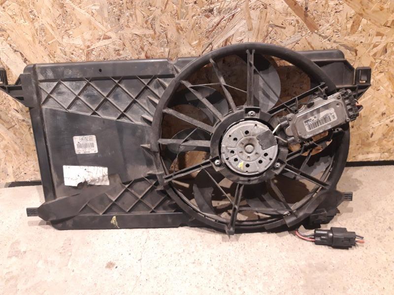 Диффузор вентилятора Ford Focus 2 05-07 1 2007 (б/у)