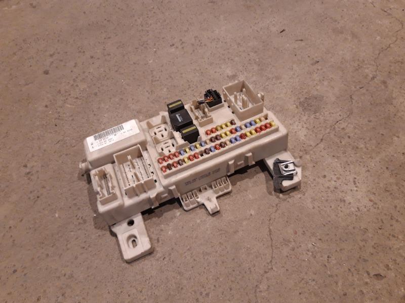 Блок предохранителей салонный Ford C-Max 1 2007 (б/у)