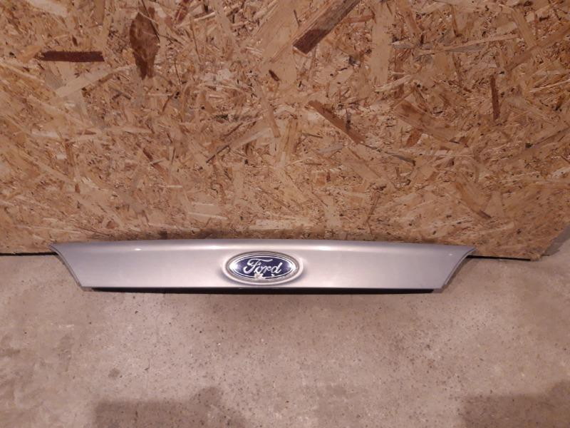 Молдинг крышки багажника Ford Focus 3 УНИВЕРСАЛ 1.6 TD 2012 (б/у)