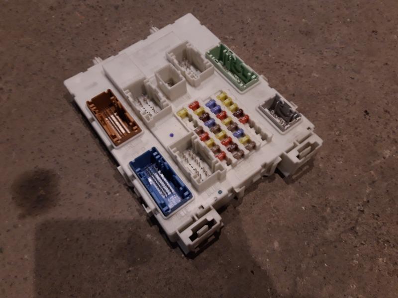 Блок предохранителей салонный Ford Focus 3 УНИВЕРСАЛ 1.6 TD 2012 (б/у)