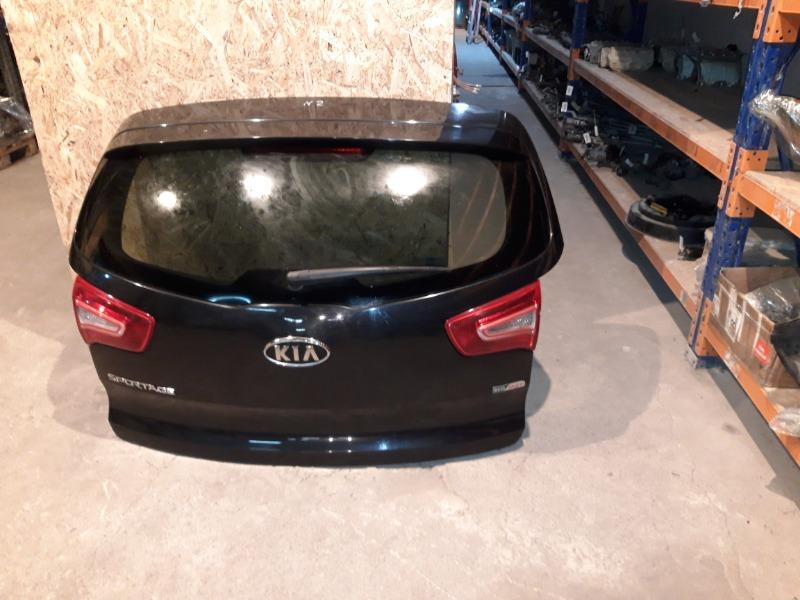 Крышка багажника Kia Sportage III 1 2010 (б/у)