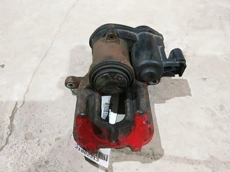 Суппорт Bmw 5-Series F10 520D N47N 2010 задний левый (б/у)
