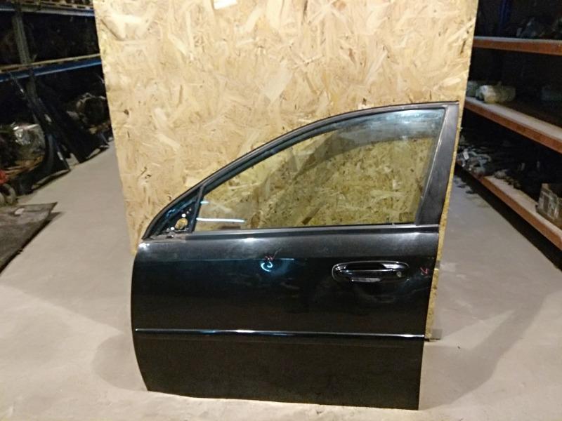 Дверь передняя левая Chevrolet Lacetti 2009 универсал 1.6 F16D3 96547851 контрактная