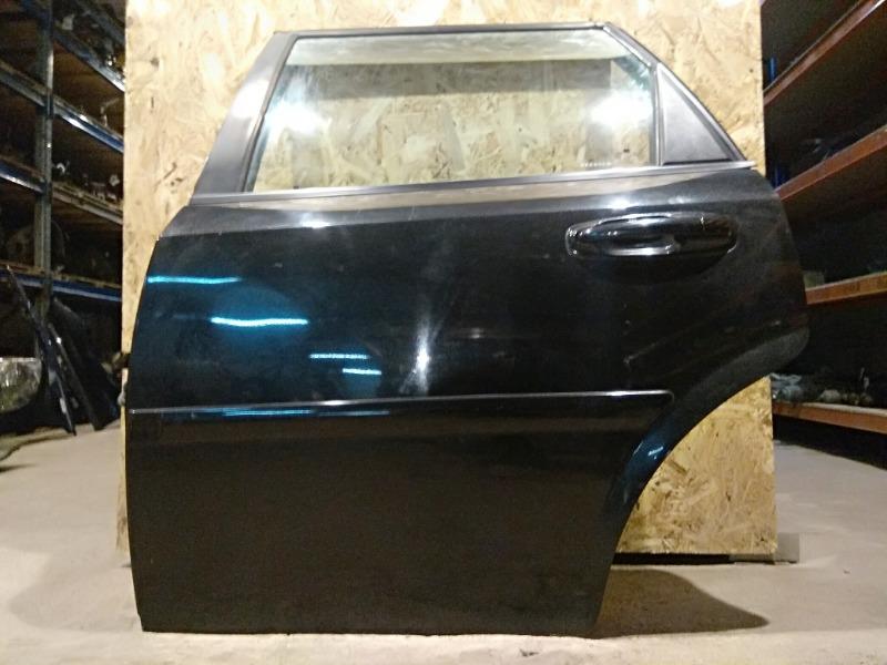 Дверь задняя левая Lacetti 2009 универсал 1.6 F16D3