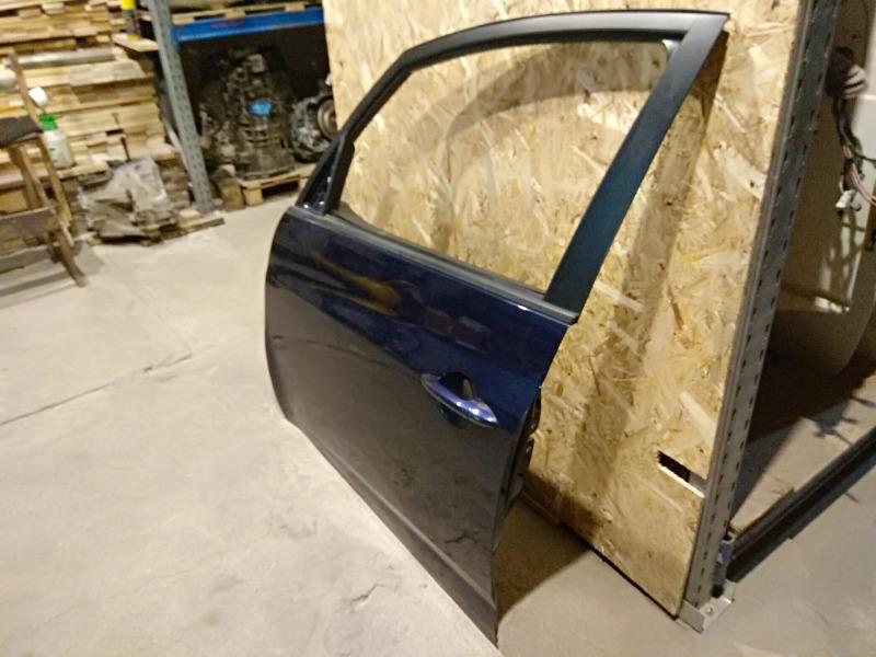 Дверь передняя левая Kia Venga 1.6 G4FC