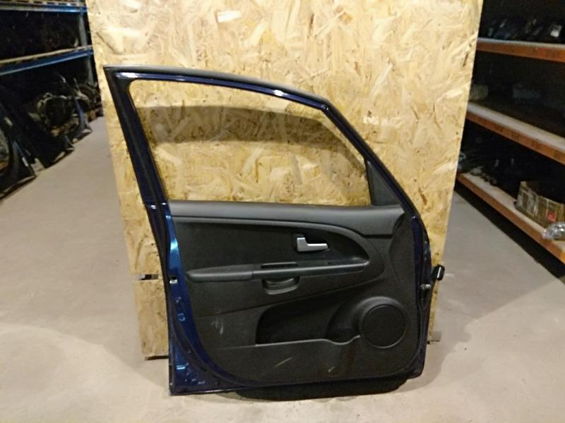 Дверь передняя левая Venga 2011 1.6 G4FC