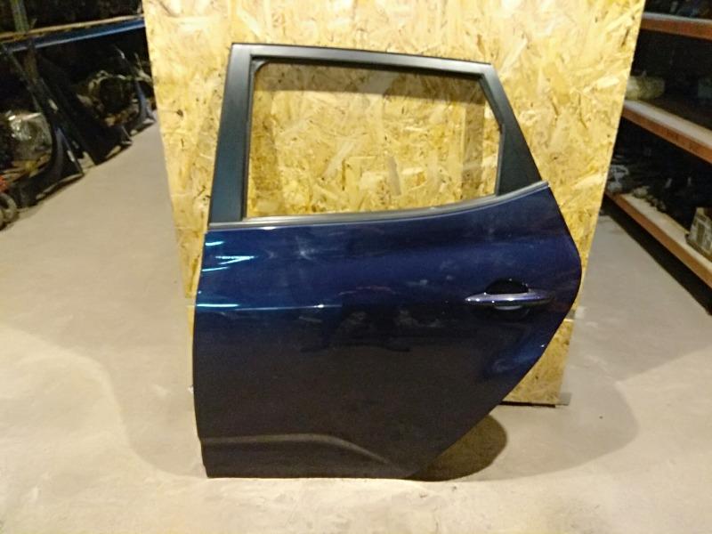 Дверь задняя левая Kia Venga 2011 1.6 G4FC 770041P000 контрактная