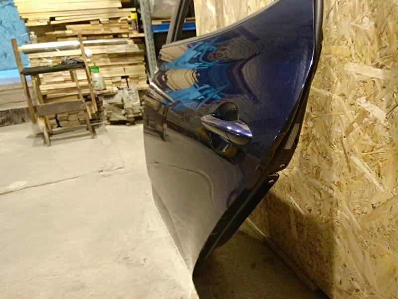 Дверь задняя левая Venga 2011 1.6 G4FC