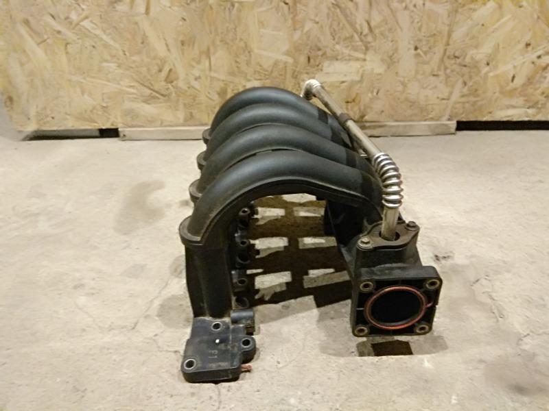 Коллектор впускной Aveo 2008 T250 B12S1