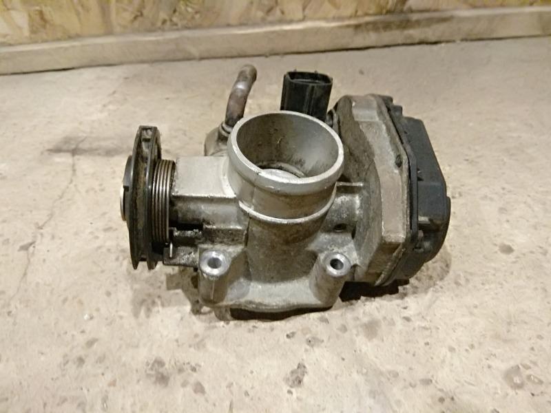 Заслонка дроссельная Chevrolet Aveo T250 B12S1