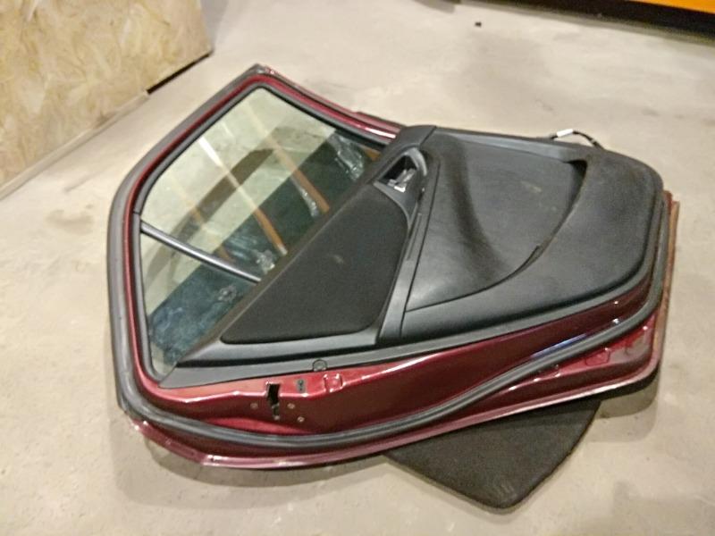 Дверь задняя левая MK 2011 1.5