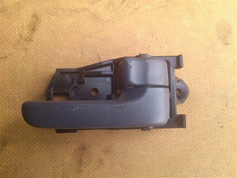 Ручка двери внутренняя Toyota Ipsum SXM10 задняя правая