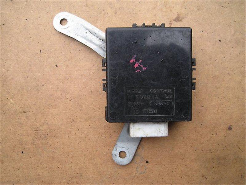 Блок управления зеркалами Toyota Camry VZV33