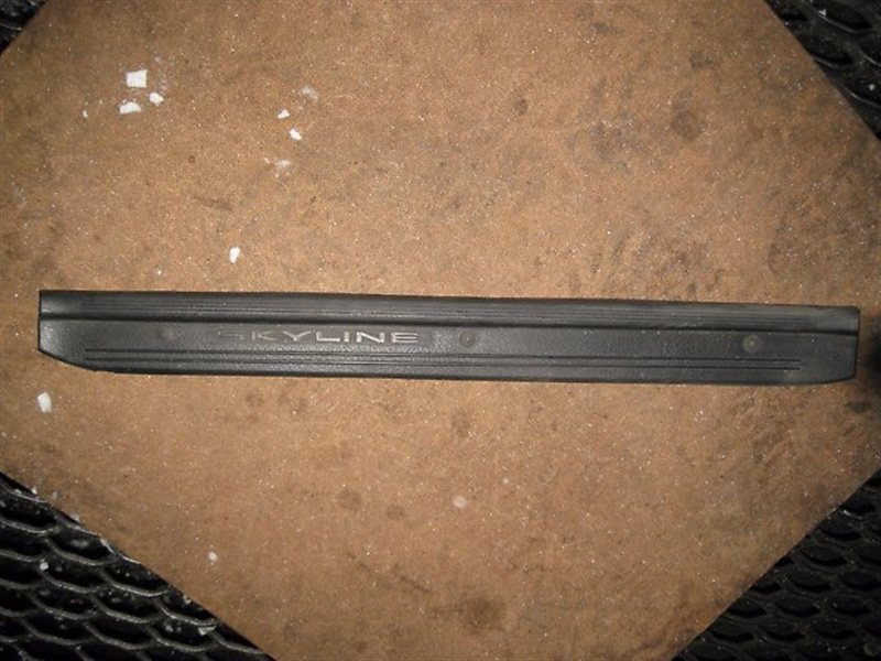 Накладка на порог Nissan Skyline ECR32 CA18I передняя правая