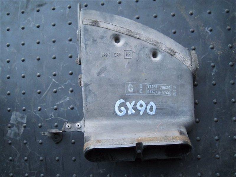 Воздухозаборник Toyota Chaser GX90 1GFE