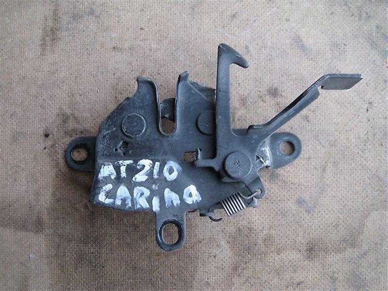 Замок капота Toyota Caldina ST210 3SGE
