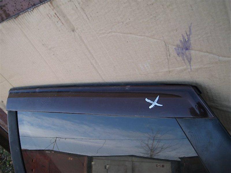 Ветровик Nissan Primera WHP12 QR20DE задний левый