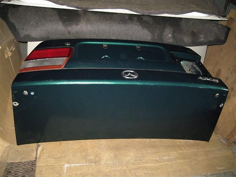 Крышка багажника Mazda Capella GFEP